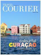Travel Courier Curacao cover story
