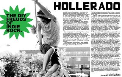 HOLLERADO Mag