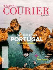 Travel Courier Algarve/Portugal cover story